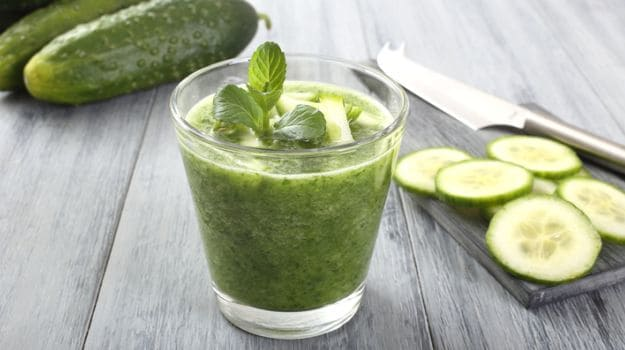 12 benefits of cucumber juice